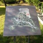 Tokyo garden map