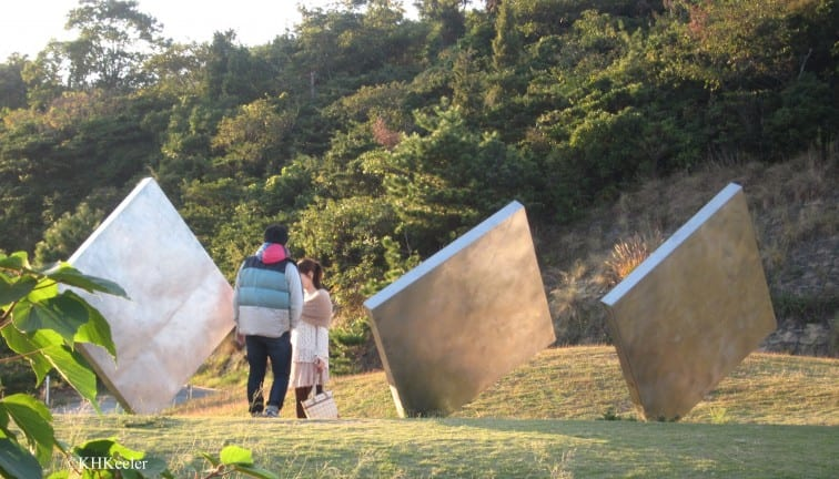 Naoshima Island Sculpture