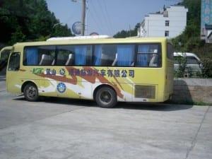 Chinese bus