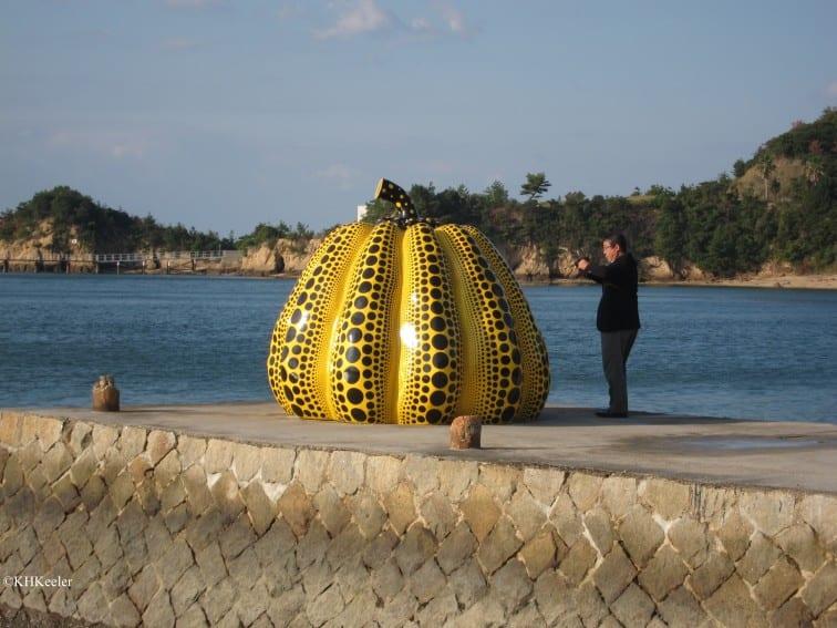Naoshima Pumpkin